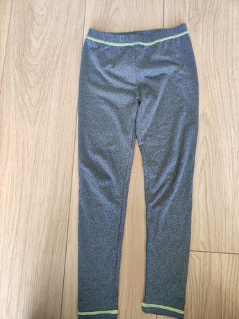 Spodnie termoaktywne, getry narciarskie Cool club rozmiar 110/116