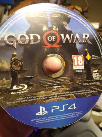 God of War ps4 игра сони пс4