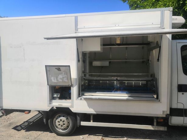 35S12 Sklep Bar Food Truck CHŁODNIA -20*C faktura