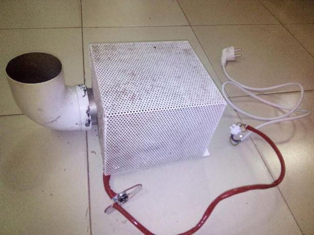 Kit de Exaustão p/ caldeira