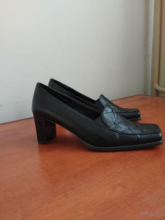 Czarne buty damskie Zielona Góra - image 1