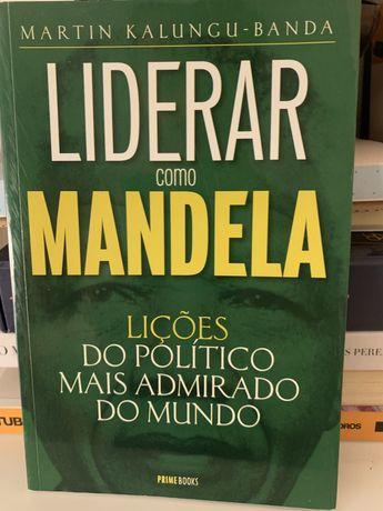 Liderar como Mandela