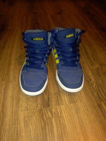 Buty chłopięce Adidas rozmiar 37 1/3
