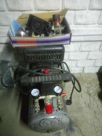 Kompresor olejowy