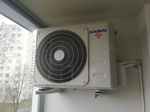 Klimatyzacja - Wentylacja - Sprzedaż z Montażem, Klimatyzator Montaż