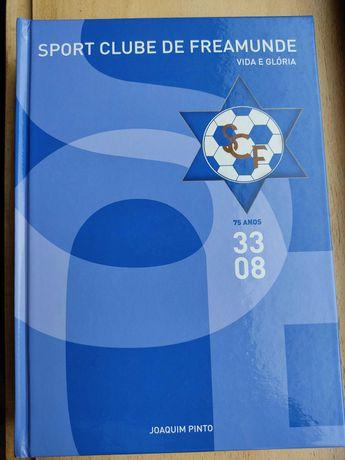 Livro do SC Freamunde 75 anos