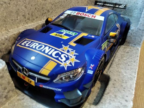 Mercedes AMG C63 DTM #2 AutoCult 1:18