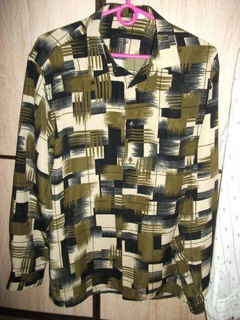 Отличная мужская рубашка р.46-48, в идеале