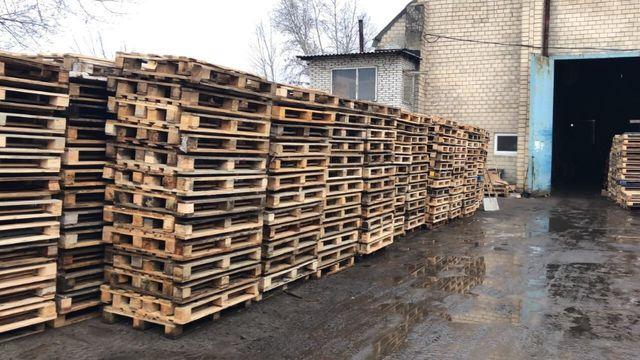Продам деревянные поддоны, палеты,піддони,євро піддони,дерев'яну тару