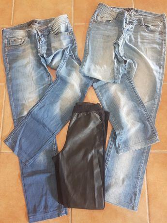 Conjunto de 3pares de calcas