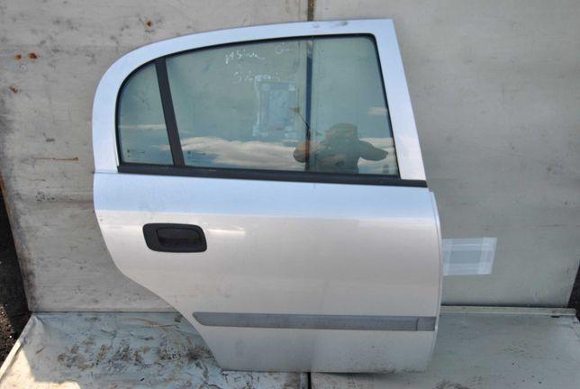 Drzwi prawy tył Opel Astra G sedan