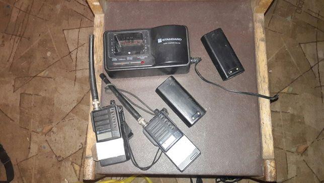 Продам две радиостанции Standard csa150e