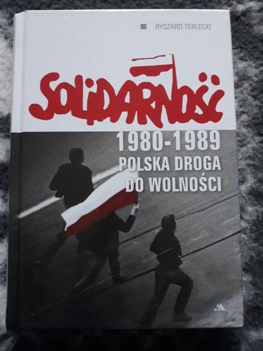 NOWA Solidarność Polska droga do wolności- Ryszard Terlecki Warszawa - image 1