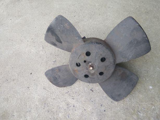 Вентилятор радиатора на Audi 80 Volkswagen Passat B3 Пассат б3 Гольф 2