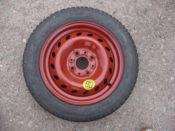 Докатка 4*100 4*98 R14 запасное колесо