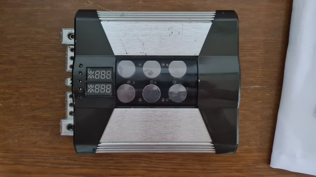 Rodek 20 20Farad hybrydowy kondensator rozdzielacz zasilania Car Audio