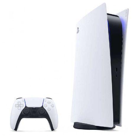Ігрова приставка Sony PlayStation 5 Blu-Ray Edition 825GB (CFI-1008A)