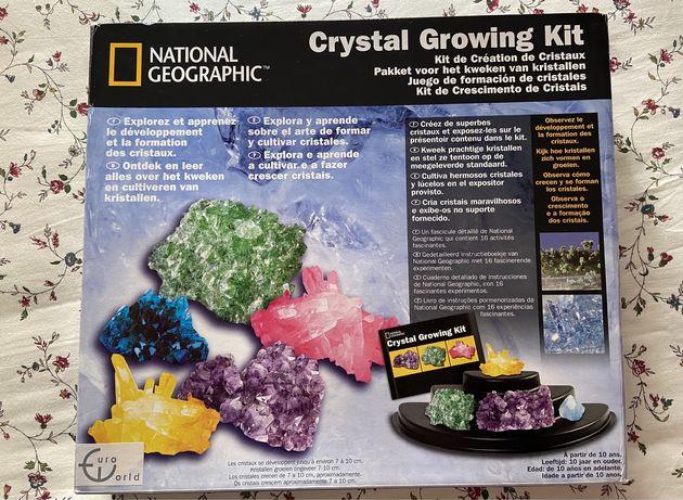 Kit de Cristais National Geographic