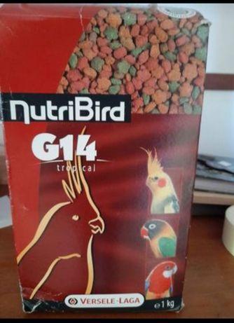 Comida para pássaros