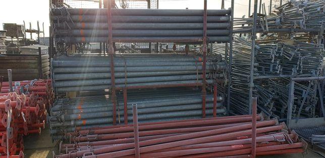 Podpory stropowe Hunnebeck AS 490 20kn stemple szalunki