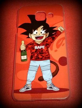 UNIKAT Dragon Ball x BAPE case na Samsung A3 2016 GOKU jedyne takie