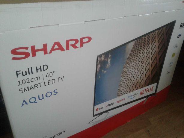 Telewizor Sharp Aquos 40cali 40bg4e/zbita matryca