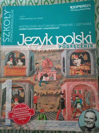 Podręcznik język polski odkrywamy na nowo 1