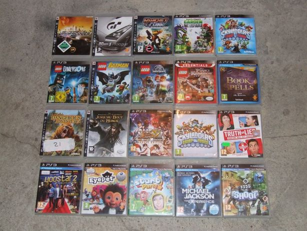 Gry na PS3 Dla Dzieci i inne !! ZOBACZ Wysyłka w 24h