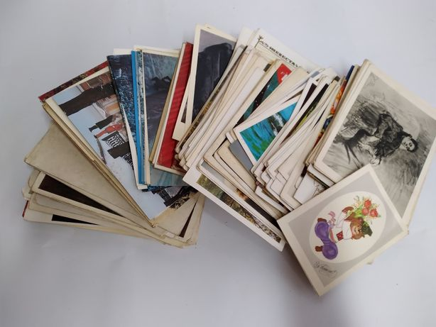 Почтовые открытки открытка с времен ссср коллекция почтовых