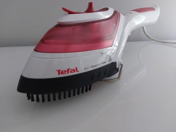 Escova de Vapor TEFAL Steam N Press 2 em 1