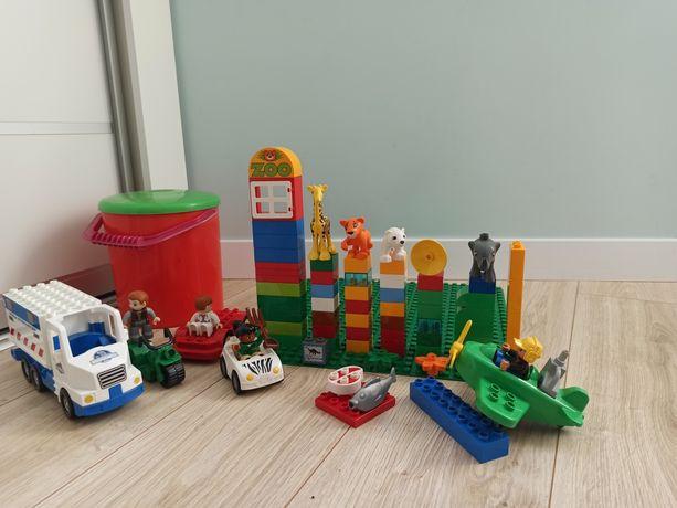 Лего дупло зоопарк самолёт lego duplo zoo