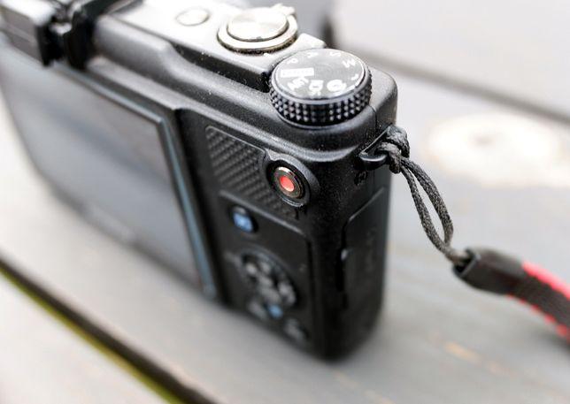 Aparat Olympus XZ-1, kieszonkowy, zestaw