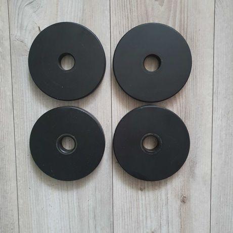 Obciążenia stalowe talerze do siłowni 2,5 kg
