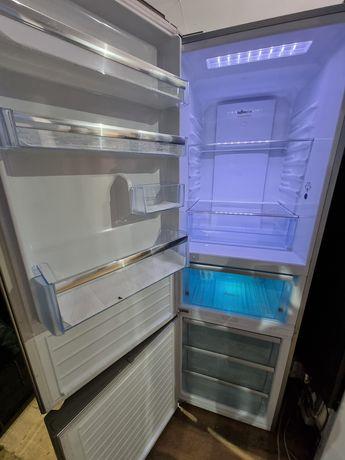 Двокамерний холодильник б/в LG з ЄС. Київ. Гарантія. Доставка.