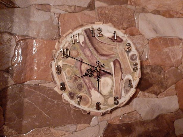 Zegar poroze tarcza myśliwskie wyroby