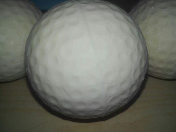 Mydełko w kształcie piłek golfowych