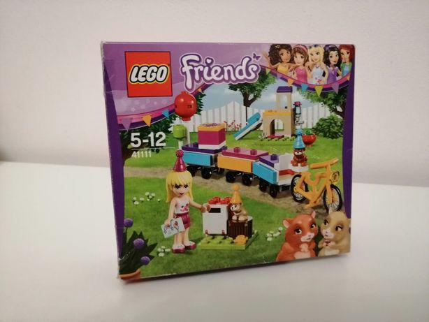 41111 Lego Friends Imprezowy pociag