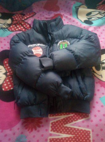 Дутая куртка на подростка