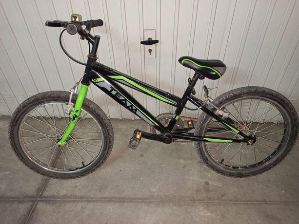 "Bicicleta criança roda 20"""