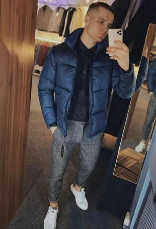 Мужской зимний пуховик до -20. Мужская куртка!