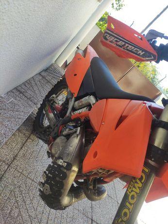 KTM exc 200 de 2005