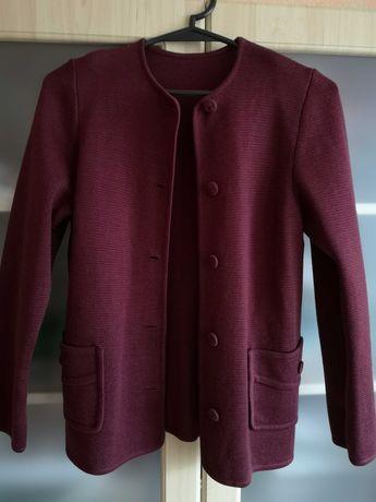 Школьная форма трикотажный пиджак для девочки