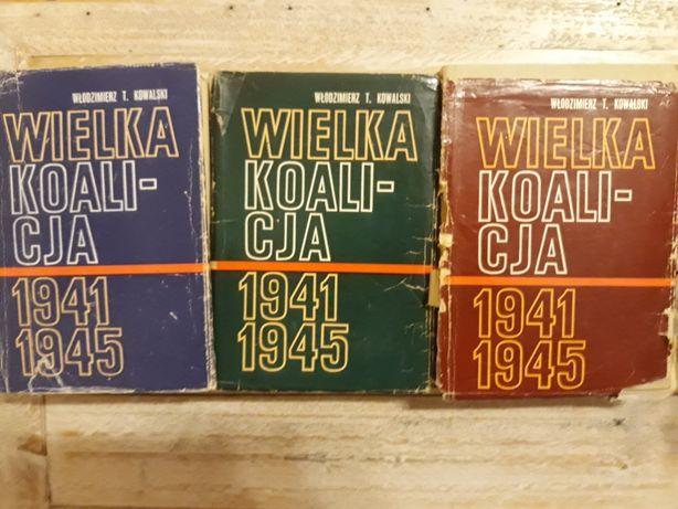 Wielka koalicja 1941-45. 1-3. Włodzimierz Kowalski