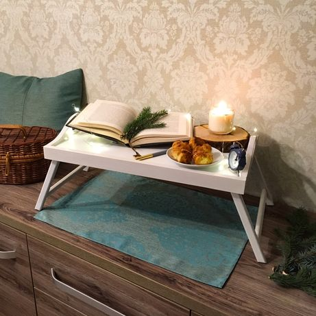 столик для завтрака, столик для сніданку, столик для ноутбука