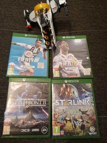 Gry na Xbox One .