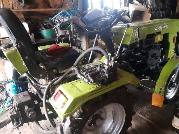 Продам трактор с навесным