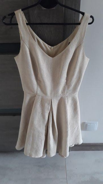 Sukienka rozkloszowana r.36