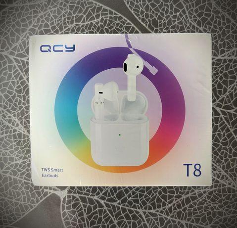 TWS навушники QCY T8