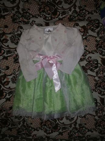 Нарядное платье для девочки 2Т
