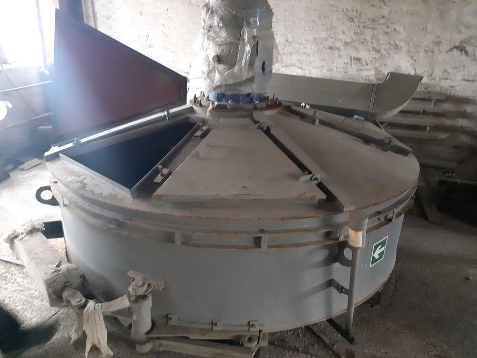 Бетоносмеситель СБ-138БМ Ладыжин - изображение 1